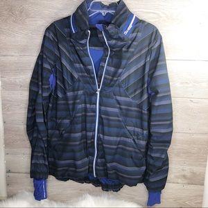 Lululemon hooded Jacket Size 12
